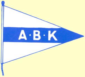 Albano Båtklubb, vimpel